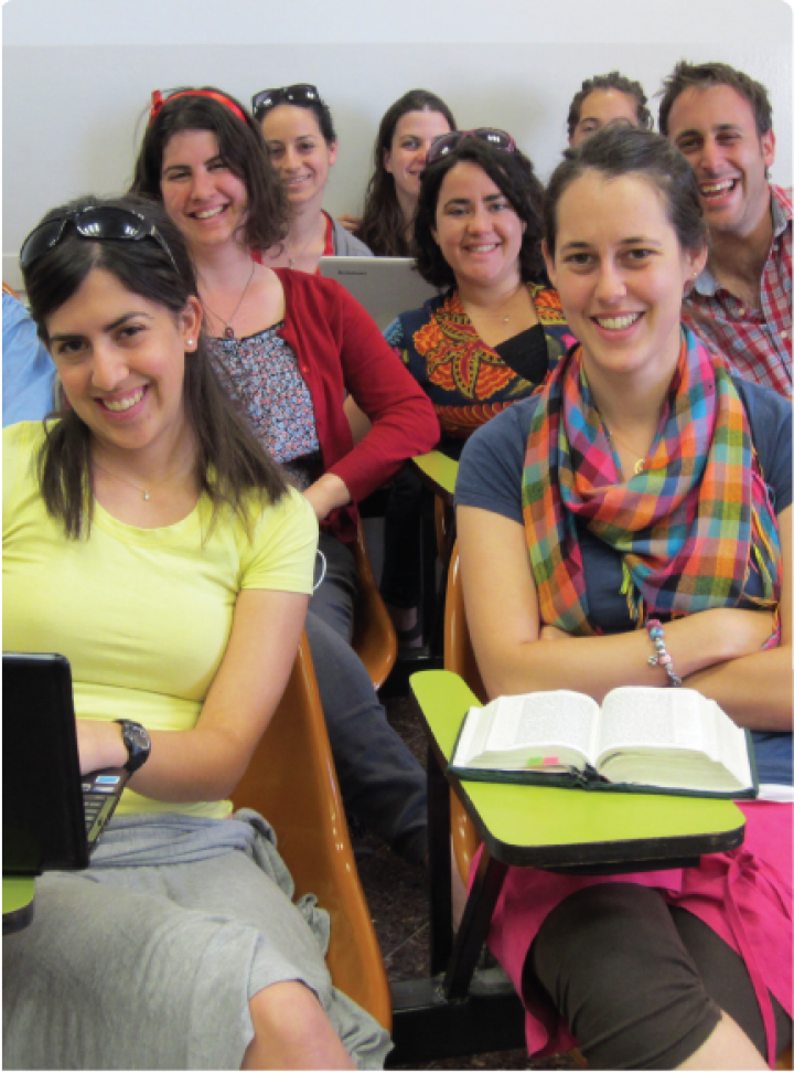 Revivim: Training Teachers in the Instruction of Jewish Studies